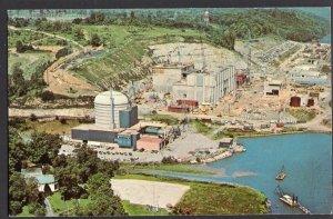 PA YORK Helium-Cooled Peach Bottom Atomic Power Station Susquehanna River Chrome