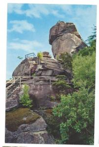 Chimney Rock NC Pulpit Rock North Carolina Blue Ridge Mts