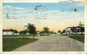 Indian School Lawton OK 1937