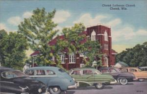 Church Chetek Lutheran Church Chetek Wisconsin Curteich