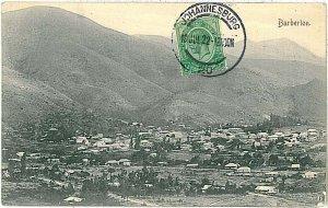 VINTAGE POSTCARD: SOUTH AFRICA - Barberton, Mpumalanga 1922