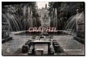 Postcard Modern beautiful Hellbrunn Salzburg