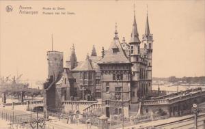 Belgium Anvers Musee de Steen