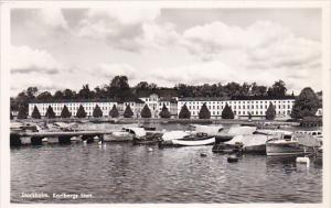 RP: Stockholm. Karlbergs Slott , Sweden , 30-40s