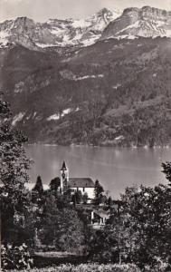 Switzerland Brienz 1959 Photo