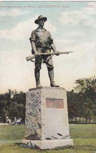 MINNEAPOLIS, Minnesota, 00-10s ; Phillipine Soldiers Monument