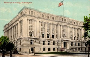 Washington D C Municipal Building