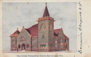 EAST LIVERPOOL , Ohio , PU-1914; New United Presbyterian Church