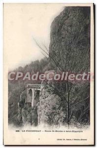 Postcard The Old Fondereau Route De Saint Hippolyte A Maiche