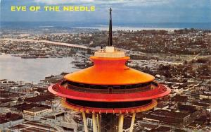 Eye of the Needle, Seattle's New Look, Lake Union, Washington 1963