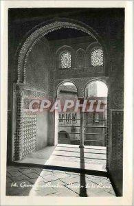 Postcard Old Granada Alhambra