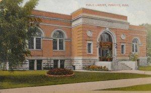 MANKATO , Minnesota , 1900-10s ; Public Library