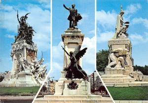Portugal Lisboa Monumentos aos Mortos da Guerra Peninsular Marechal Duque Statue