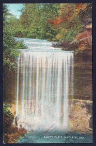 Clifty Falls Madison IN unused c1930's