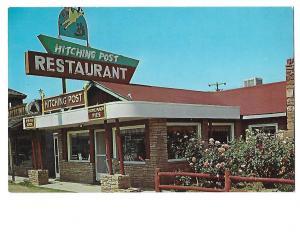 Hitching Post Restaurant Highway 89A  Pies Home Cooking Sedona Arizona