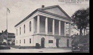South Carolina Georgetown County Court House Dexter Press