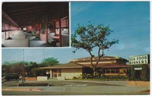 Pasadena, California,   Early Views of The Sea-Food Tavern