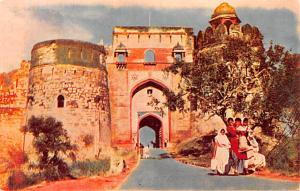 Delhi India Old Fort Delhi Old Fort