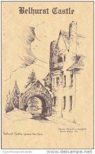 Belhurst Castle Geneva New York