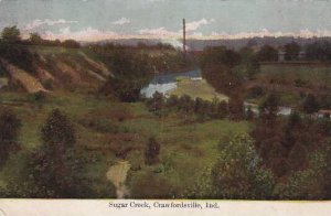 Indiana Crawfordsville Sugar Creek 1909