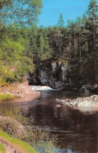 Scotland Postcard The Falls of Pattack, Laggan R13