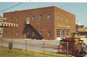 Maryland Crisfield Fire Department