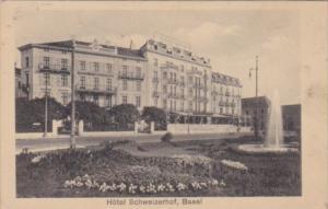 Switzerland Hotel Schweizerhof