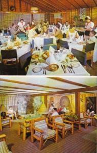 Canada Interior Dining Room Views Hotel-Motel de la Roche Pleureuse Charlevoi...