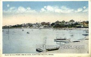Hunt's Hill North Weymouth MA 1912