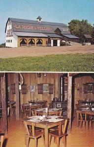 La Roche a Veillon , Saint-Jean Port-Joli , Quebec , Canada , 50-60s