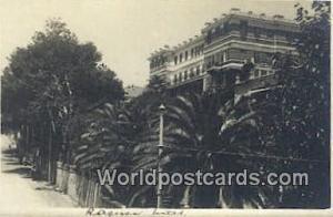 Yugoslavia, Jugoslavija Ragassa Hotel  Ragassa Hotel