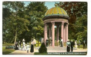 Augusta-Victoria-Brunnen, Bad Homburg v. d. Hohe, Hesse, Germany, 1900-1910s