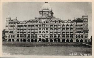 India - Taj Mahal Hotel Bombay 01.66