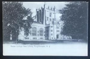 Vassar College New Library Poughkeepsie NY John B Flager 10210