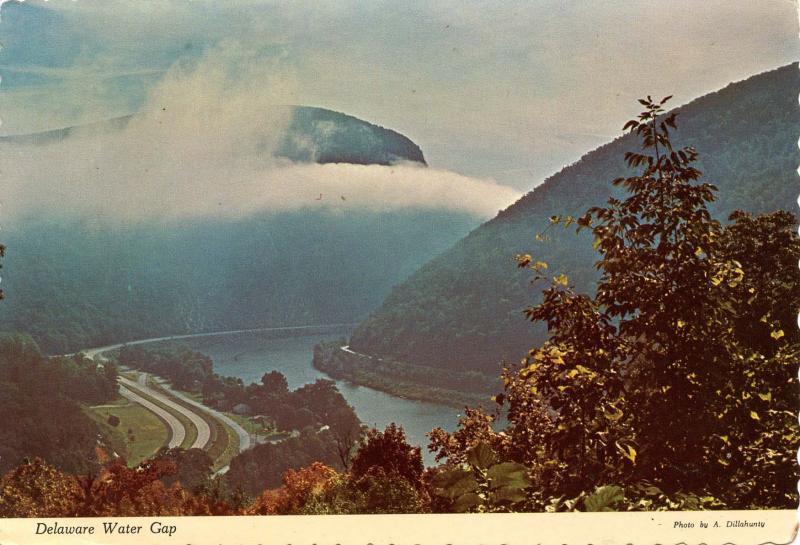 PA - Delaware Water Gap  (Pennsylvania)