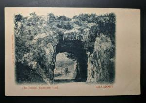 Mint Vintage The Tunnel Kenmare Road Ireland Real Picture Postcard