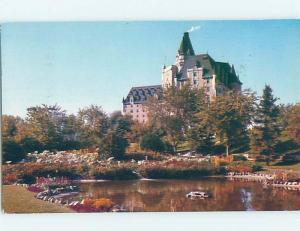 Pre-1980 HOTEL SCENE Saskatoon Saskatchewan SK B2259
