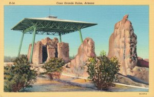 USA Casa Grande Ruins Arizona 06.19