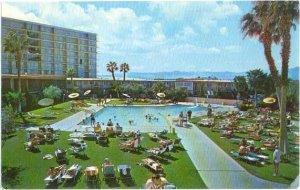 Stardust Hotel in Las Vegas, Nevada, NV, 1971 Chrome