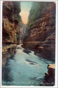 Table Rock, Ausable Chasm NY