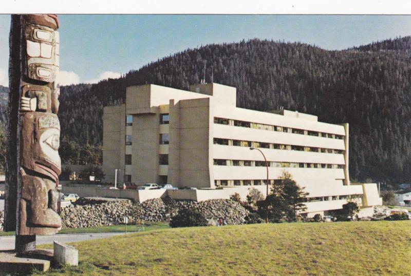 PRINCE RUPERT , B.C. , Canada , 50-60s ; Regional Hospital