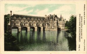CPA CHENONCEAUX - Le Chateau (Facade Orientale) (298955)