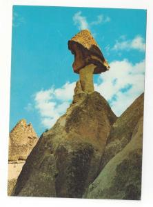 Turkey Zelve Monastery Fairy Chimney Urgup Avanos Postcard