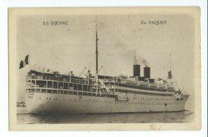 Postcard S/S Djenne Cie Paquet VPC01.