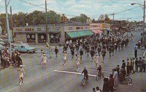 Senior High School Band Hazel Park Michigan