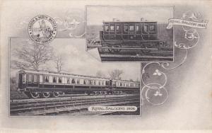 London & North Western Railway Company, Royal Saloons 1842 & 1904, 00-10s