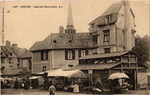 CPA RENNES - Quartier St-AUBIN (297972)