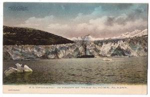 SS Spokane, Taku Glacier, AK