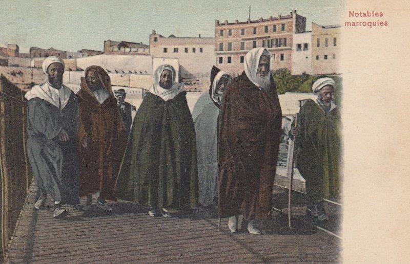 Notables marroquies , MOROCCO , 00-10s