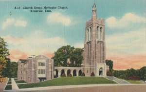KNOXVILLE ,Tennessee, 1930-40s ; M.E. Church